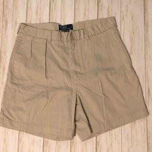 Ralph Lauren Khaki Shorts